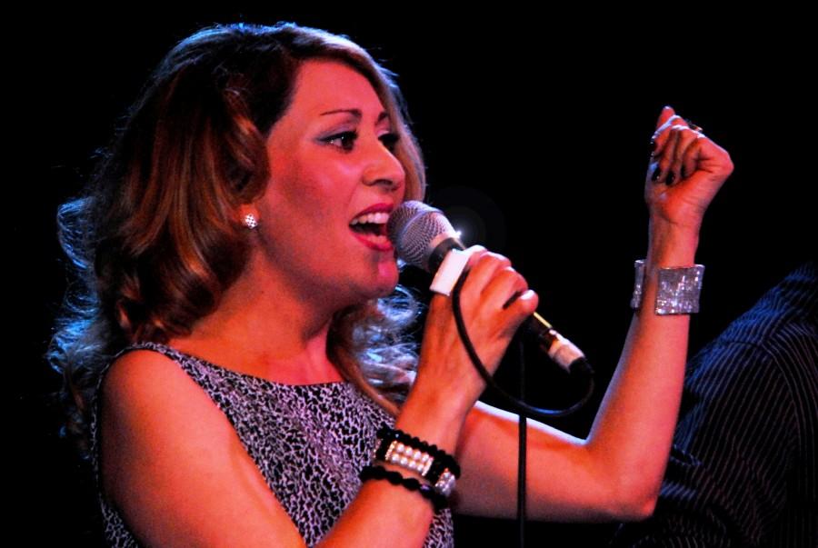 Rossana Saavedra en Vivo