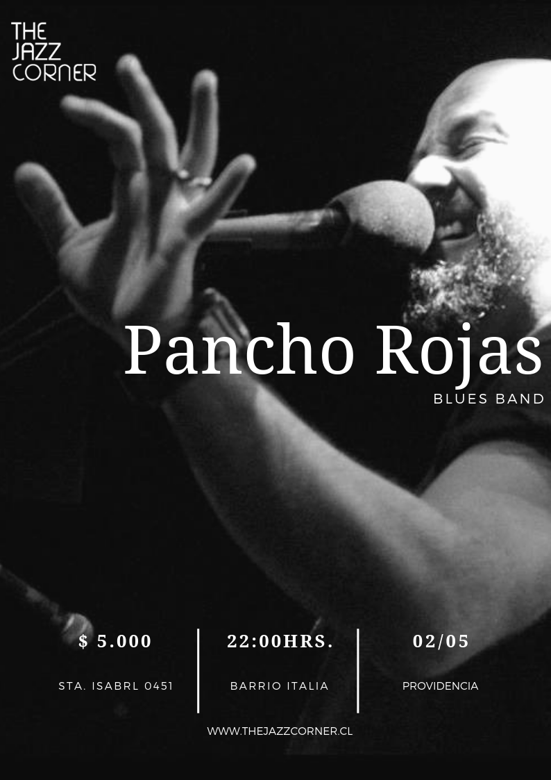 Pancho Rojas Blues Band