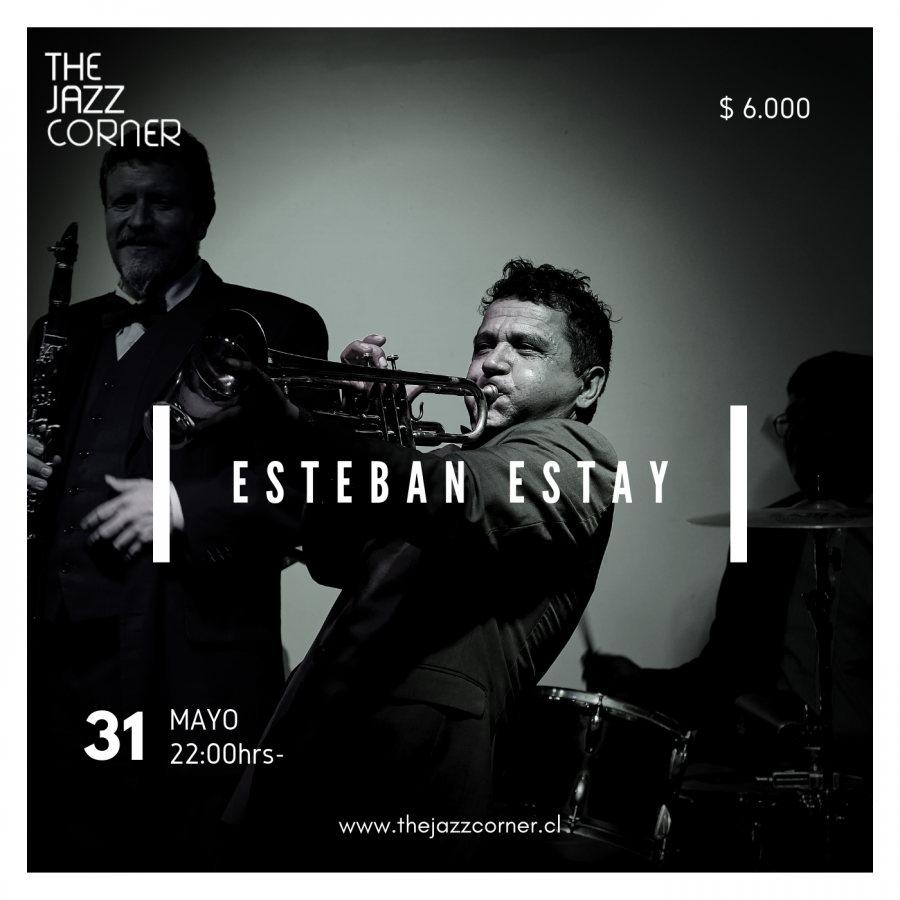 Esteban Estay & The Bix Band