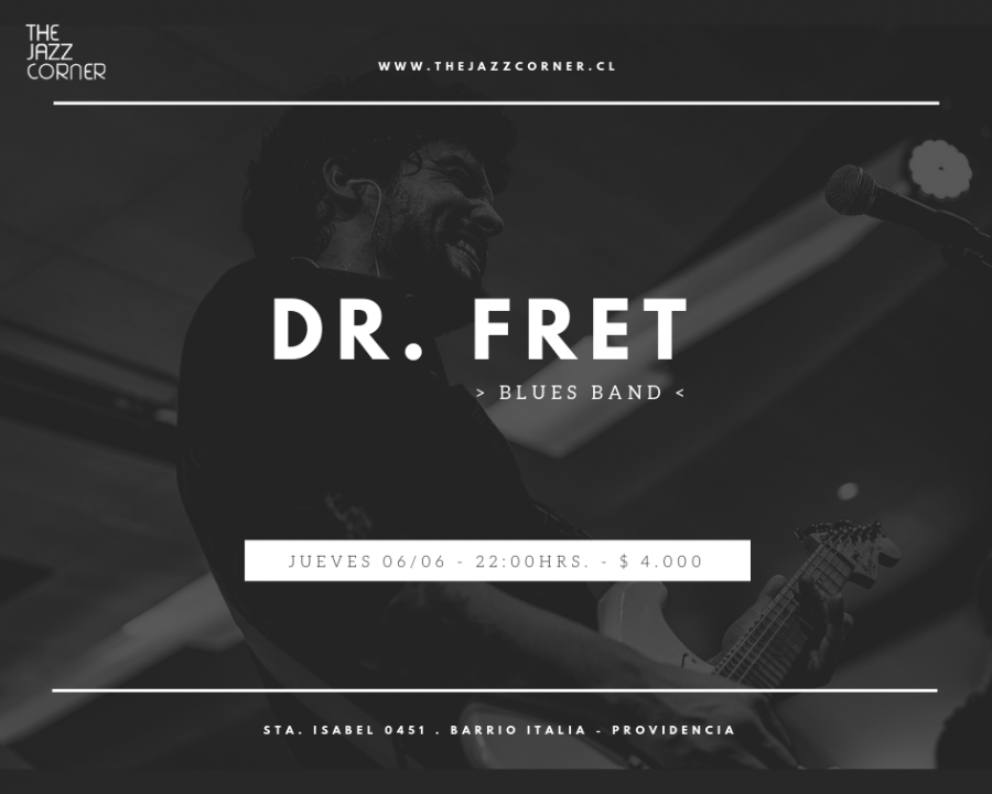Dr. Fret Blues Band