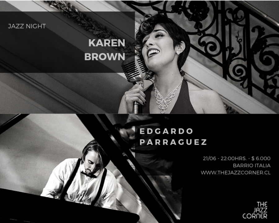 Karen Brown & Edgardo Parraguez