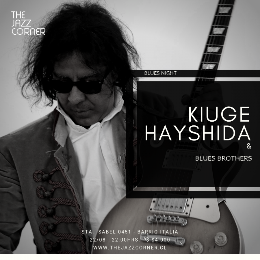 Kiuge Hayashida & The Blues Brothers