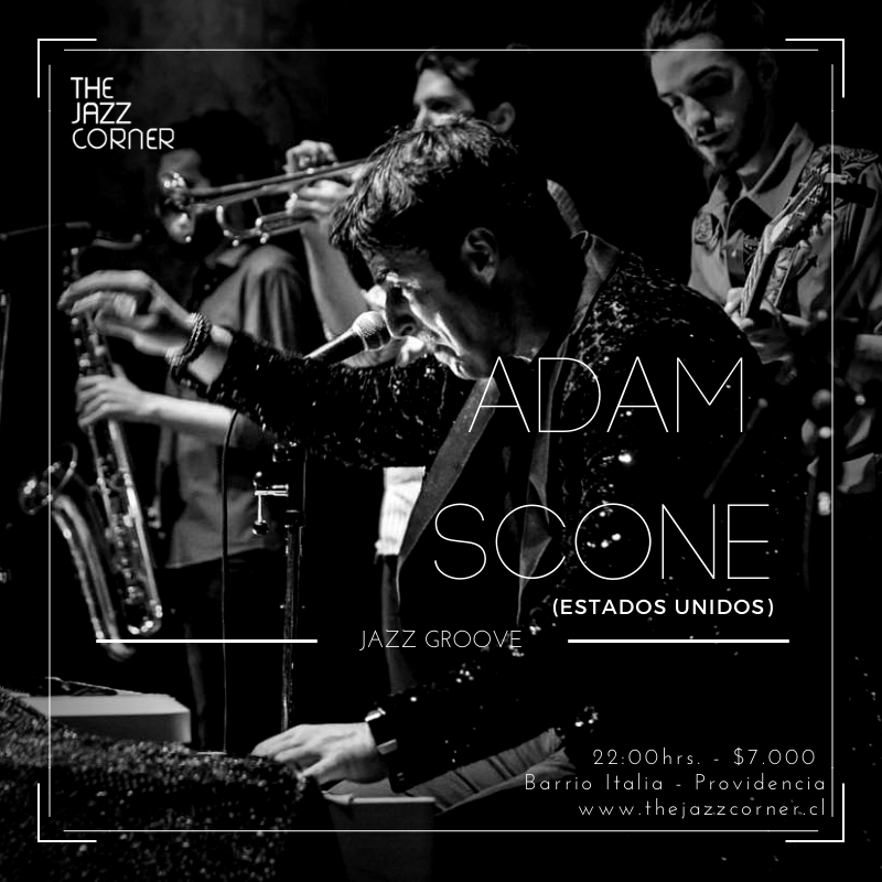 Adam Scone (Estado Unidos)