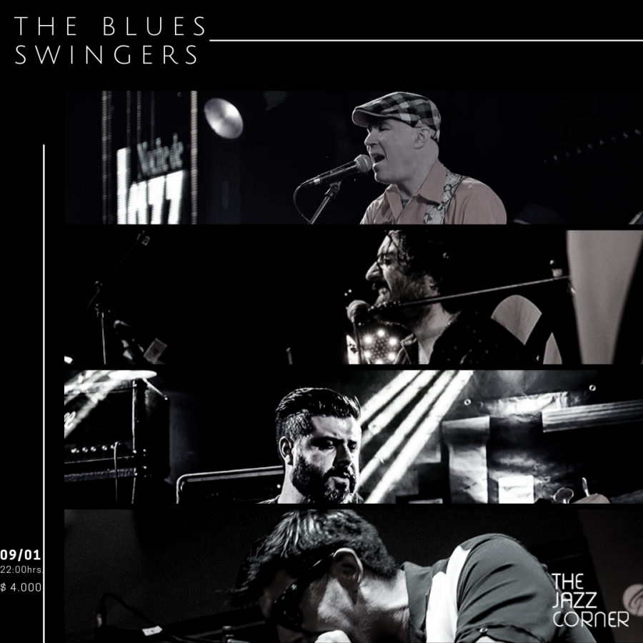 The Blues Swingers