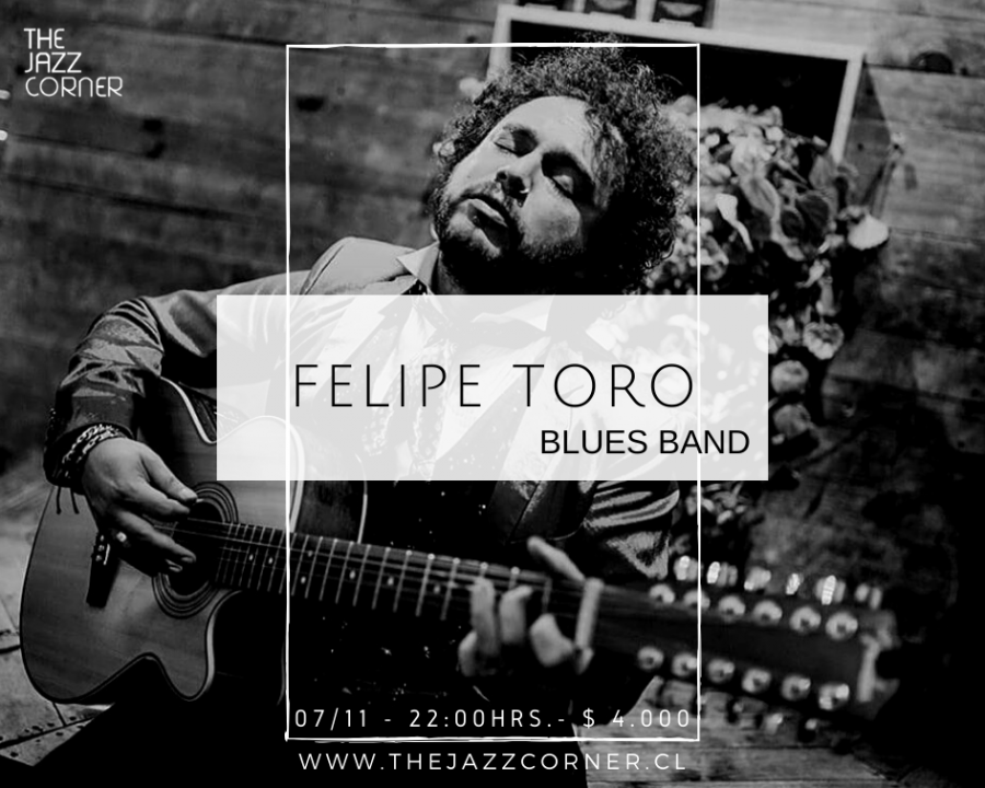 Felipe Toro Blues Band
