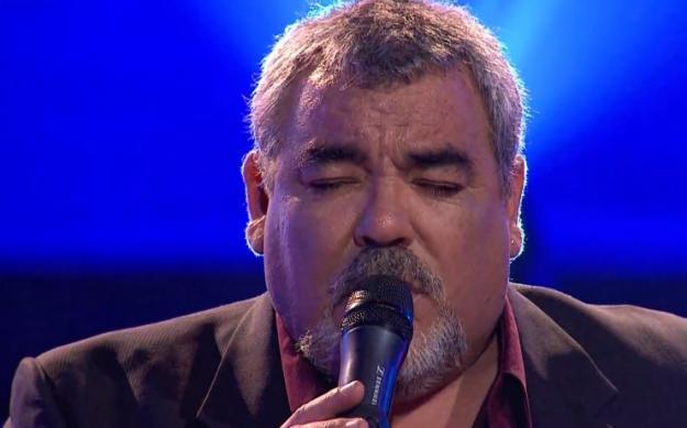 Jorge Caraccioli en vivo