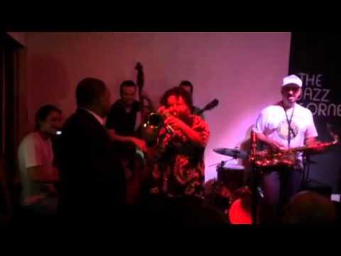 Wynton Marsalis en The Jazz Corner