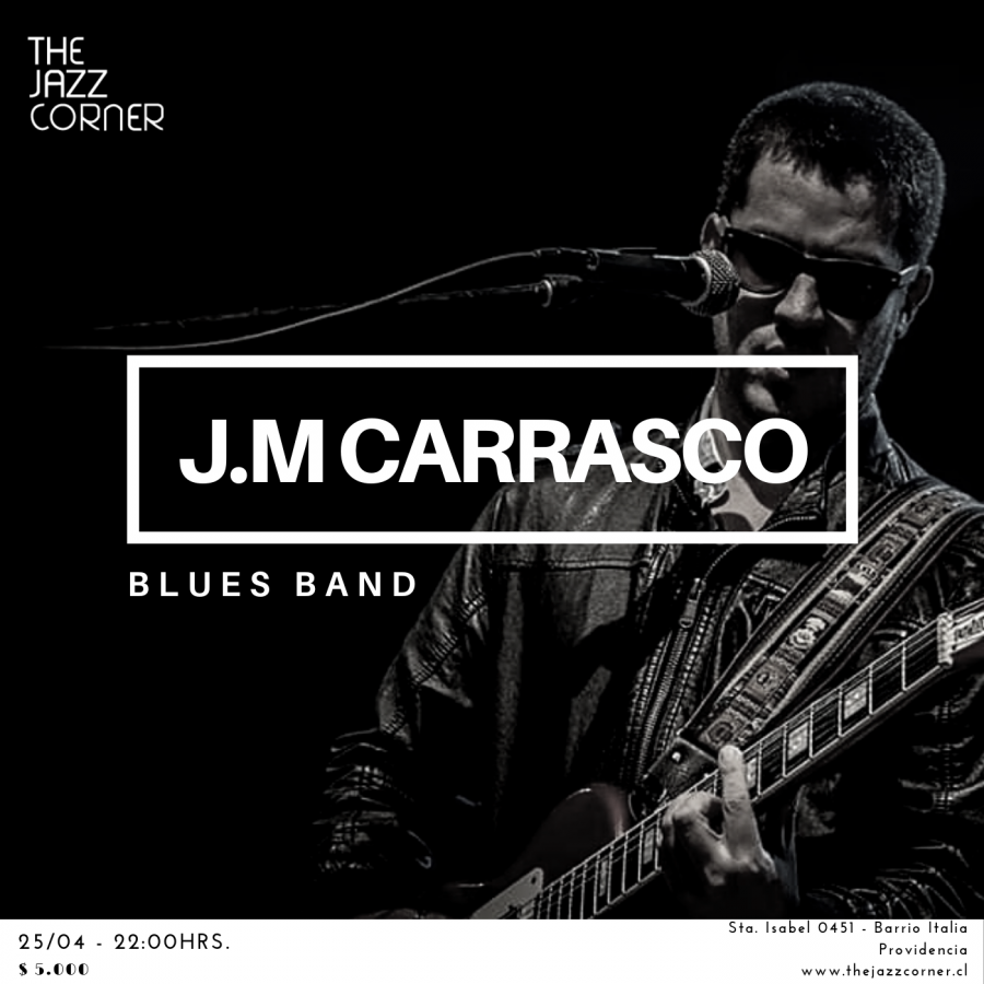 J.M Carrasco Blues Band